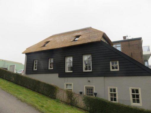 Rieten dak Nieuw-Lekkerland